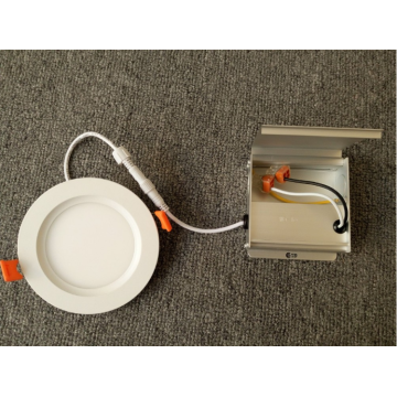 Disponible downlight de celda plana